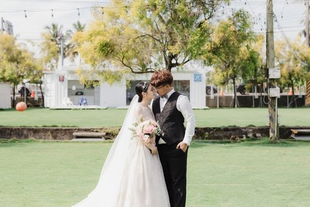 [Wedding] Beck&Alice 迎娶午宴|旗山花鄉會館