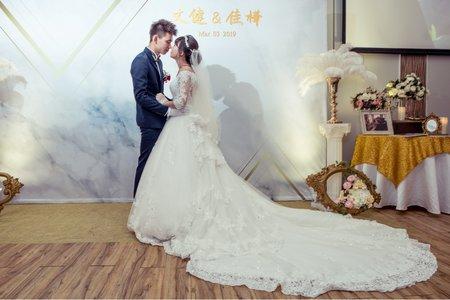 20190303 文健 佳樺 婚禮