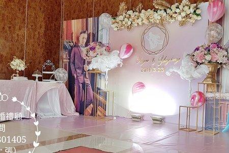 各式主題婚禮佈置