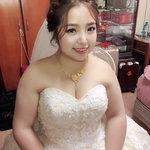 Kira Chen 新娘秘書/整體造型,我覺得我找到我的命中新秘!超開心!