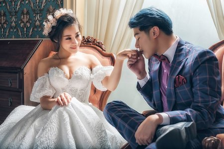 【自主婚紗】+VINCENT & ARISSA+