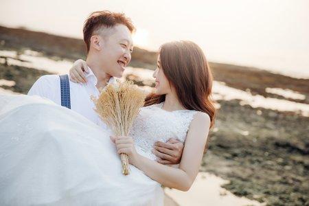 【自助婚紗】+小安&祖婷+
