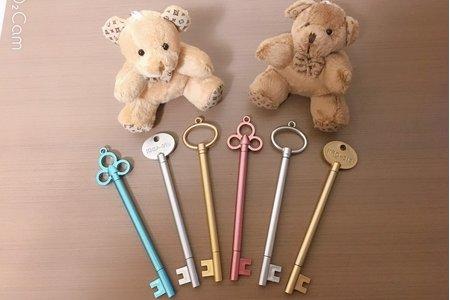 童話鑰匙筆