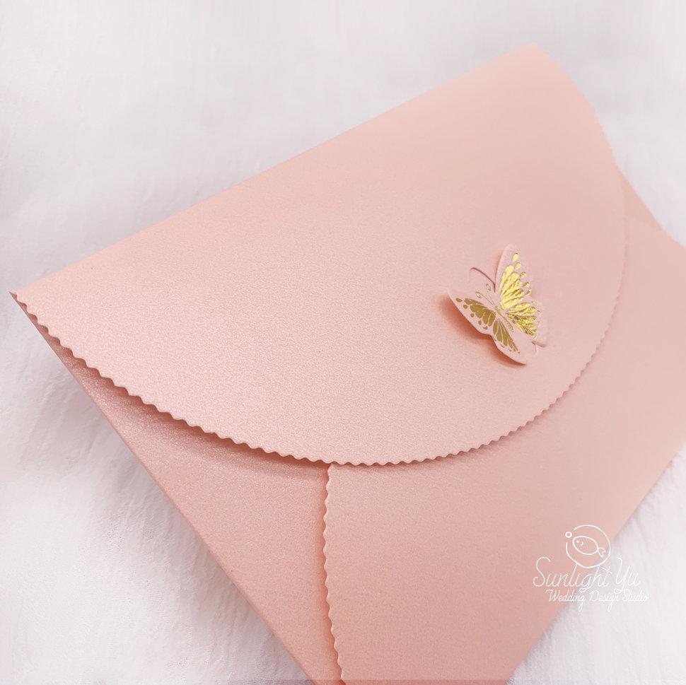 letter--蝴蝶 - 日光與魚婚禮設計工作室 - 結婚吧