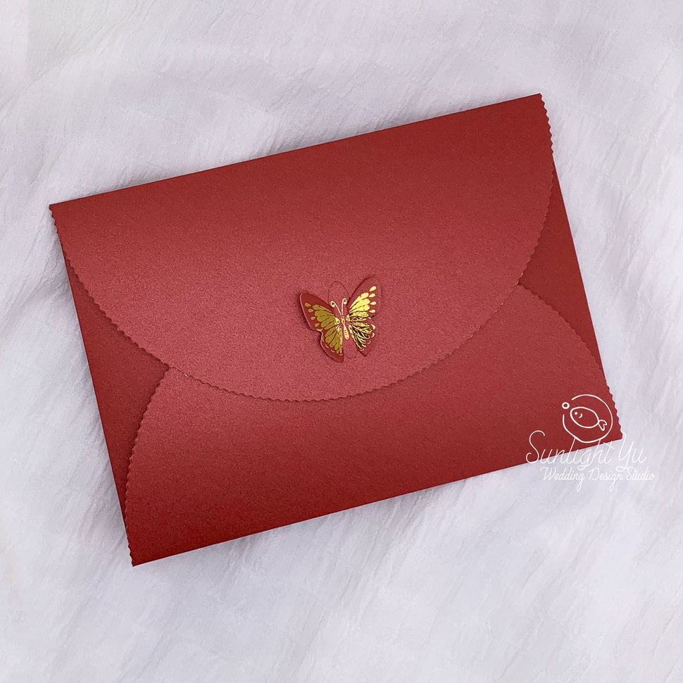 letter--蝴蝶紅 - 日光與魚婚禮設計工作室 - 結婚吧