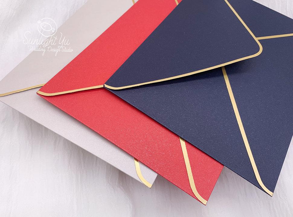 letter-單金邊all2 - 日光與魚婚禮設計工作室 - 結婚吧