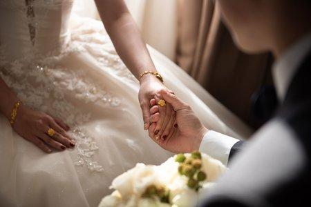 【松益 & 郁葶】迎娶儀式+晚宴