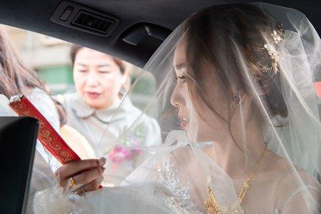 【坤隆 & 雅婷】迎娶儀式+晚宴