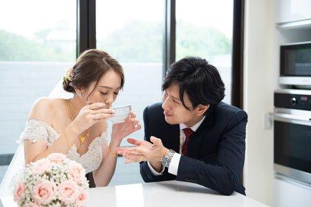 【建逢&湘怡】文定迎娶儀式+午宴