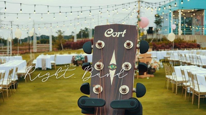 婚禮樂團作品