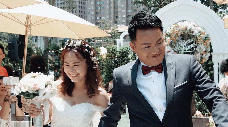 專業婚禮主持人含企劃(需搭配樂團方案)作品