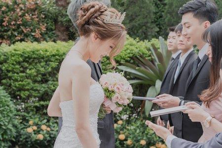 證婚拍攝(小清新)