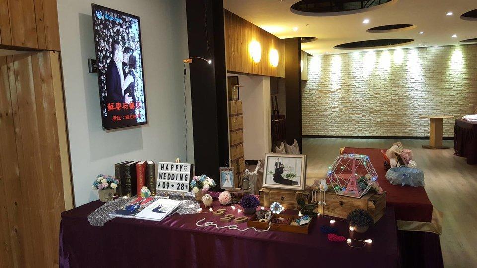 終身大事婚禮工坊-新莊館,場地、菜色、服務都很佳啊~!!