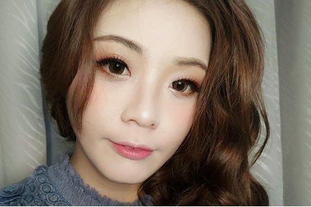韓系輕透妝感
