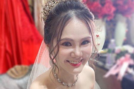 佳瑩定結婚禮現場❤️
