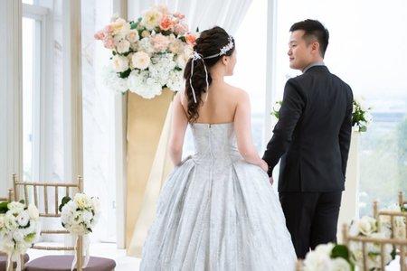 |婚宴造型|Zoe*台中