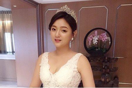 |婚宴妝容|恭子*台北