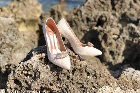 FREESIA 手工訂製婚鞋