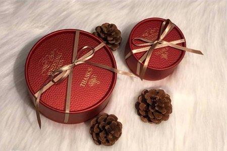 緞帶喜糖盒 WEDDING CANDY BOX