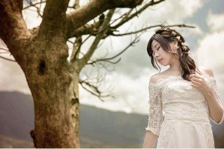 MW FREESIA 新娘秘書jamie設計師