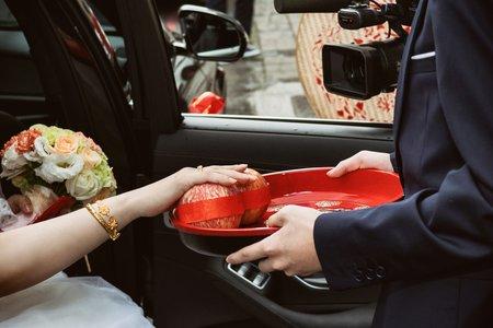 俊翰&敏娟 儀式午宴