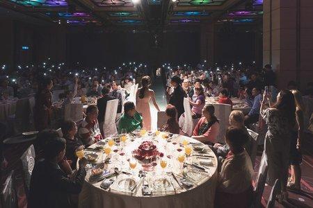 [婚禮平面記錄] Enwei & Jessica