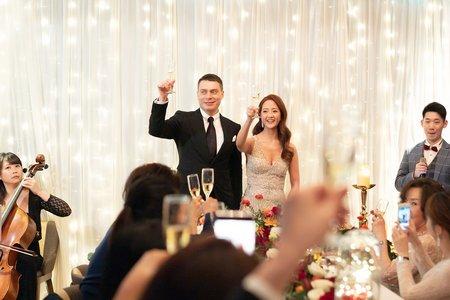 [婚禮平面記錄] Igor & Maggie