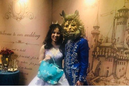 Chen&Li~穿越時空的世紀婚禮