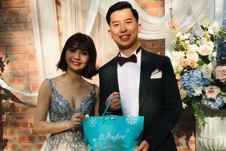 Ming&Ying-童話故事般的婚禮