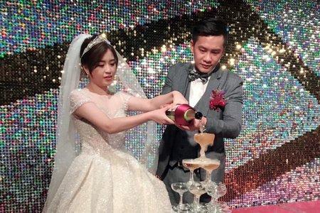 Huang & Patty _尚順君樂飯店
