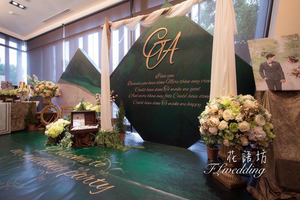 45D618B2-43B0-4DF6-963D-84D7E496FF85 - 花語坊婚禮會場佈置《結婚吧》