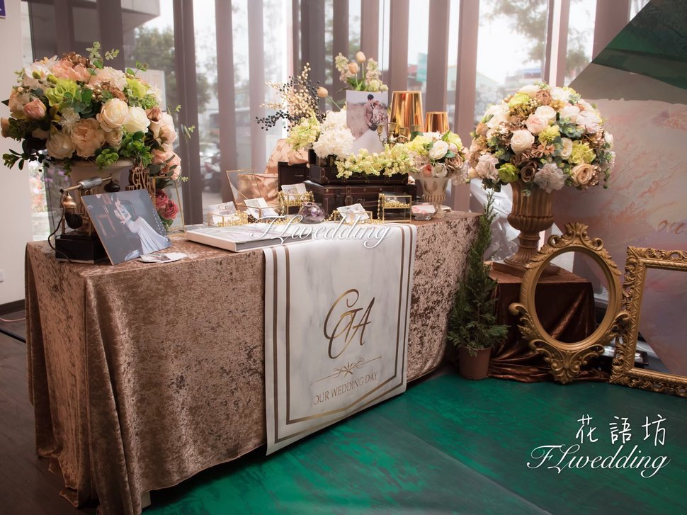 CF62EDAE-1A7E-40F5-B27B-B93510AC08C6 - 花語坊婚禮會場佈置《結婚吧》