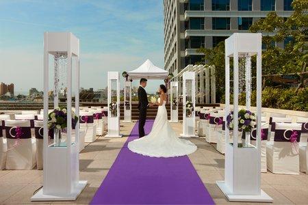 戶外證婚-婚禮