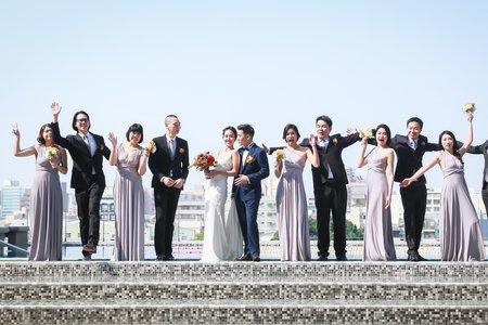 水晶派對 戶外求婚 / 證婚專案