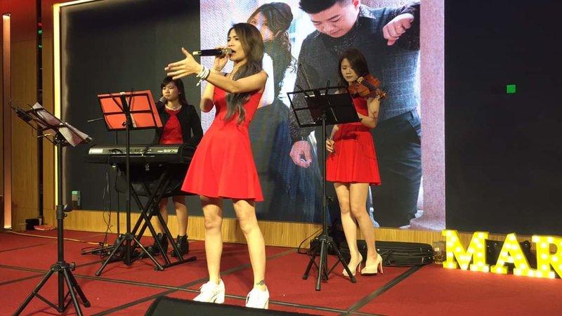 樂團3+2人組(小提琴)