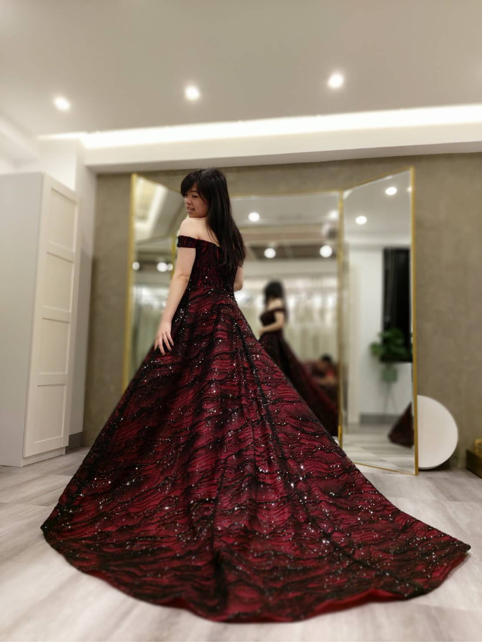 J2 wedding 板橋 手工訂製婚紗,貼心的服務打動人心❤️