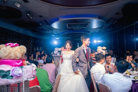 [婚禮紀錄]海之悅會館-Xuan