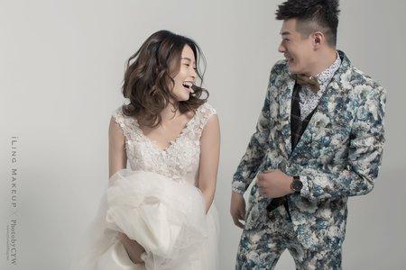 婚紗包套幸福方案