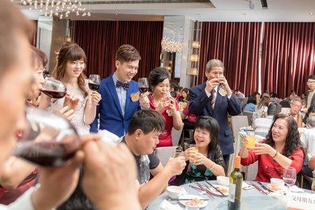 [婚禮記錄] 格萊天漾大飯店-J&H