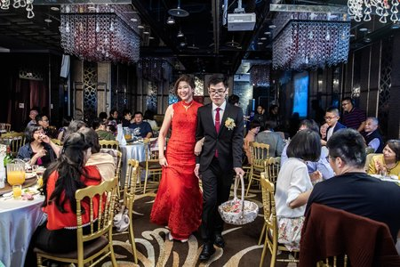 [婚禮紀錄] 彭園婚宴會館-Xuan