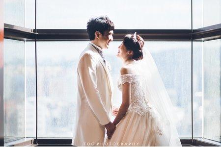 [婚禮紀錄] 新竹國賓-TOO