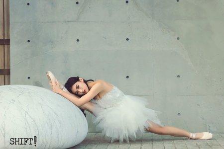 芭蕾愛麗絲-攝影師Jason Wu 模特趙誼蓁