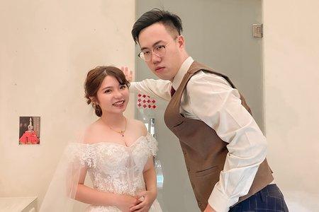 20200517煒婷結婚