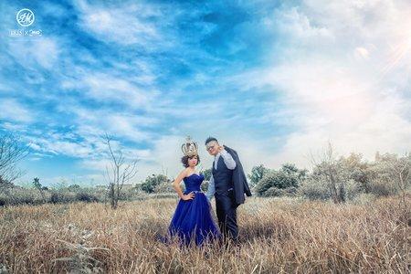 粼粼Photostudio/自主婚紗