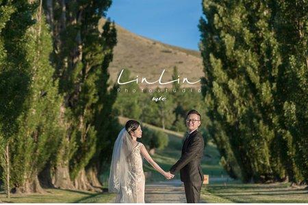 粼粼LinLin-影像/婚紗 [紐西蘭海外婚紗]