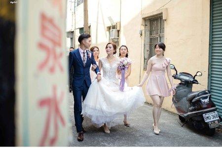 緯駿&又瑜[婚禮紀錄 wedding day]