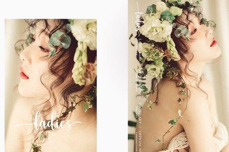 花系列 -浪漫、唯美風格