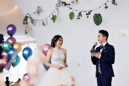 婚宴活動紀錄