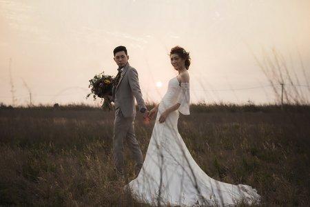 奢華 自主婚紗攝影方案
