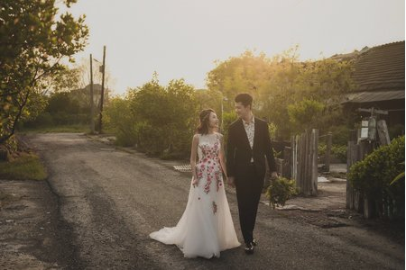 經典 自主婚紗攝影方案